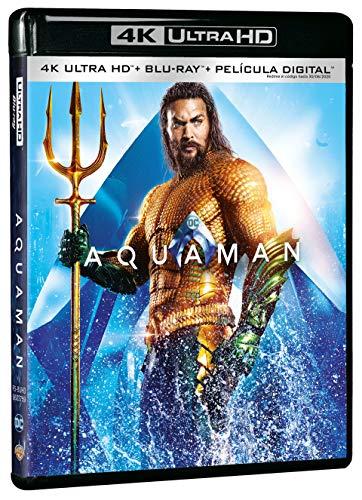 Aquaman: 4K