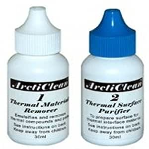 Arctic Silver Reinigungskit für Prozessorkühler (30ml)