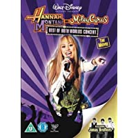 Hannah Montana and Miley Cyrus - Best of Both Worlds 2-D Concert [DVD]