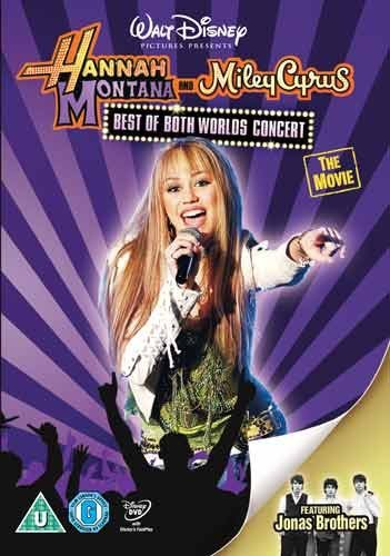 and Miley Cyrus - Best of Both Worlds 2-D Concert