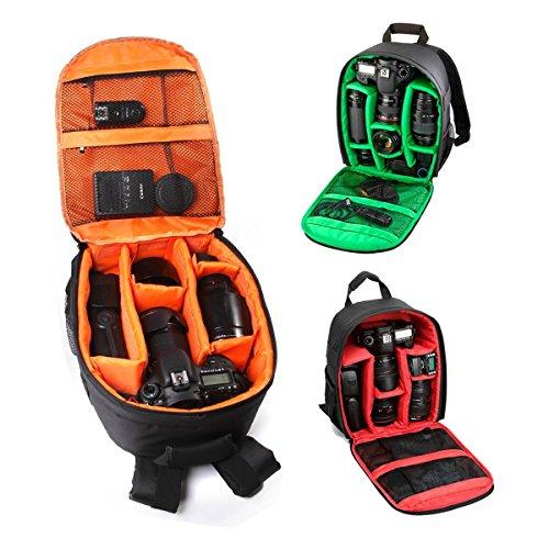 Tigernu T-C6003 Rain Proof Backpack DSLR Camera Lens Case Bag