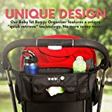 Best Always Baby Strollers - Baby Stroller Organiser Storage Bag. Fits All Pushchairs Review