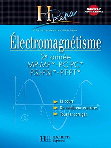 Thermodynamique 2e année MP-MP*/PC-PC*/PSI-PSI*/PT-PT* : Cours avec exercices corrigés (H Prépa Physique)