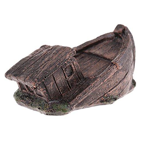 Homyl Gebrochenes Boot