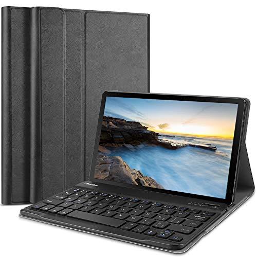tastiera per tablet 8 pollici ProCase Custodia con Tastiera per Galaxy Tab A 8.0 2019(SM-T290 SM-T295)