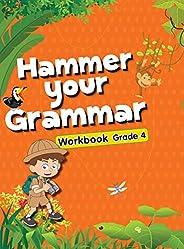 Grammer : Hammer Your Grammer Activity Workbook Grade-4