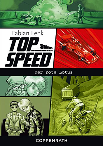 Top Speed - Band 2: Der rote Lotus