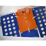 Wäsche Faltbrett Hemdenfalter
