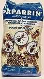 Polvo insecticida contra hormigas, pulgas, chinches, garrapatas y cucarachas. 1 kg