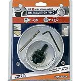 Smartool 182802 Kit de Scies trépans spécial pour installation de VMC