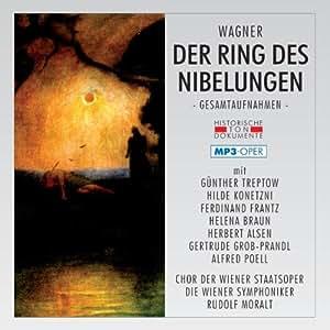 Der Ring des Nibelungen-Mp3 Oper