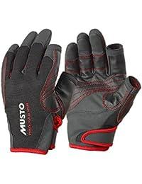 2016 Musto Performance Long Finger Gloves BLACK AS0822 Sizes- - XXLarge