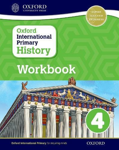 Oxford International Primary History: Workboook 4