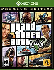 Grand Theft Auto V Premium Online Edition - Xbox One Standard Edition