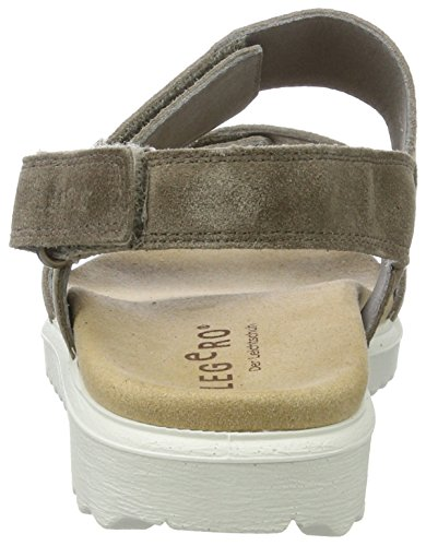 Legero Savona, Sandales  Bout ouvert femme Weiß (taupe)