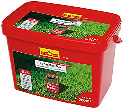 WOLF-Garten - Premium-Rasen plus Aufbau-Dünger