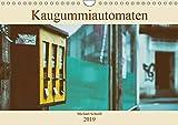 Kaugummiautomaten (Wandkalender 2019 DIN A4 quer): Ein Blick zurück in die Vergangenheit - wer kennt sie nicht, die Automaten, in die man als Kind 10 ... (Monatskalender, 14 Seiten ) (CALVENDO Kunst)