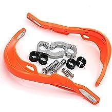Kit de manillar de 28 mm para motocicleta, protector de manos, para Honda Kawasaki