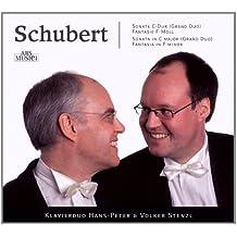 Sonate C-Dur d.812/Fantasie F-Moll