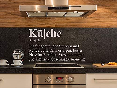 Wandtattoo Küchen Küche Definition Wandaufkleber Küche Esszimmer Wanddeko