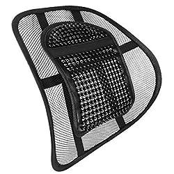 LORDOSENSTÜTZE Nova Rückenstütze Rückenkissen für Autositz oder Bürostuhl