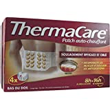 THERMACARE PATCH AUTO CHAUFFANT DOS lot de 2 taille Homme 32-52 Femme 38-50