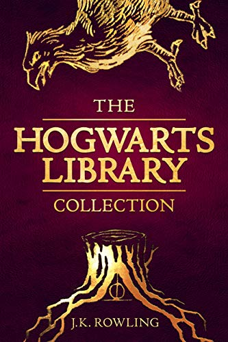 The Hogwarts Library Collection (Hogwarts Library book) (English Edition)