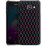 Samsung Galaxy A3 (2016) Housse Étui Protection Coque Cerise Cerises Motif