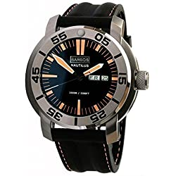 BARBOS NAUTILUS 1000m/3300ft MENS DIVER WATCH