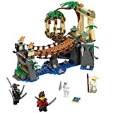 LEGO Ninjago Movie Master Falls 70608