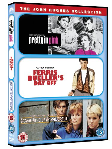 Bild von The John Hughes Collection (Pretty In Pink / Some Kind of Wonderful / Ferris Bueller's Day Off) deutsch [UK Import]