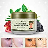 ROPALIA 100g Bubble Clay Mask Whitening Mud Moisturizing Deep Cleanse Mask