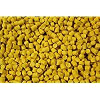 Ineos composto in PVC flessibile termo plastica imbottitura 20kg giallo pellet