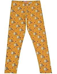 CrayonFlakes Kids Wear for Girls Cotton Printed Soft Leggings