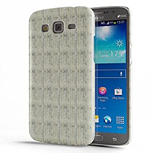 Koveru Designer Printed Protective Snap-On Durable Plastic Back Shell Case Cover for Samsung Galaxy GRAND 2 - Outsiders