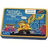 Mudpuppy - Caja magnética buenas noches con máquinas (MPCM37718)