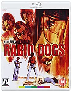 Rabid Dogs/Kidnapped [Dual Format Blu-ray + DVD]
