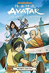 Avatar: The Last Airbender - The Rift Part 1 by Gene Luen Yang (2014-03-18)