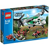 LEGO City - L'avion Cargo - 60021