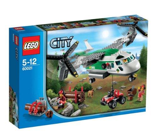 City - L'aereo cargo - 60021