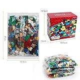 1000pz Brick Toys, Mamum 1000pz mattoncini set City DIY creative Brick giocattoli per bambini educativi