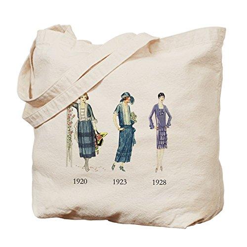 CafePress–1920er–Leinwand Natur Tasche, Reinigungstuch Einkaufstasche (Vamp-nähen)