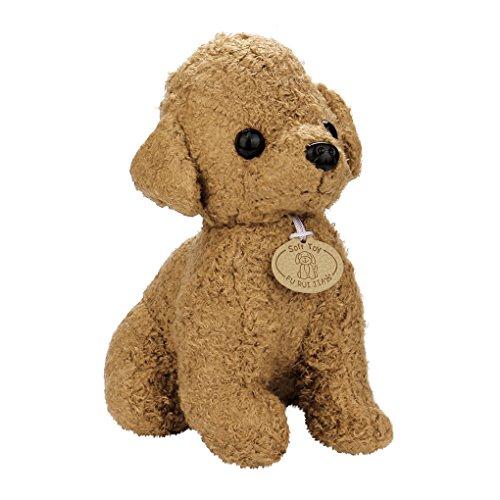 JYJMTeddy Dog Plüschtiere Pudel Plüschtiere Komfort Tuch Puppe Kissen Weichem Plüsch...