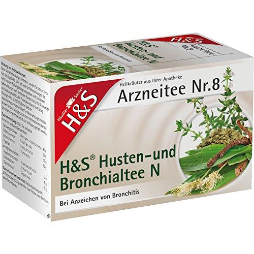 H&S Husten-und Bronchialt 20X2.0 g