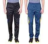 Grabberry Men's Solid Blue And Black Nyl...