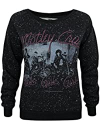 Femmes - Amplified Clothing - Mötley Crüe - Pull