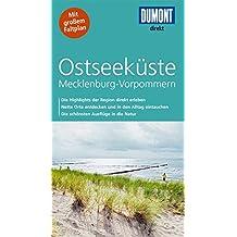 DuMont direkt Reiseführer Ostseeküste,  Mecklenburg-Vorpommern