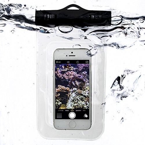Wasserdichte Hülle Tasche Case für iPhone 7 - 4 4S 5 5S 6 6s Plus Samsung S3 S4 S5 S6 S7 Note 2 Note 3 Note 4 Unterwasser Hülle Unterwasserfotos mit Handy