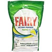 Fairy - Tutto In 1 Ultra Power, Detergente Per Lavastoviglie In Monodosi , 935 G