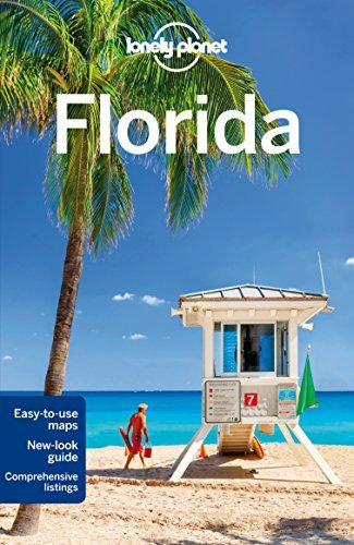 Lonely Planet Florida (Travel Guide) by Lonely Planet (2015-02-01)